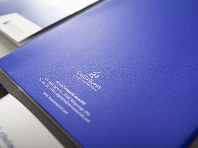 Esempio di logo per studio associato: il caso di Studio Novus