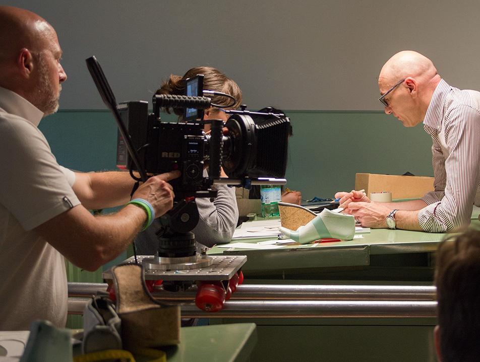 Esempi di filmato aziendale per impresa produttiva nel settore della calzatura: il caso di Beltrame Luciano