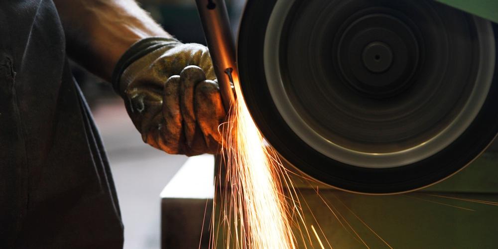 Esempio di fotografia industriale per brochure e company profile di Bonetto