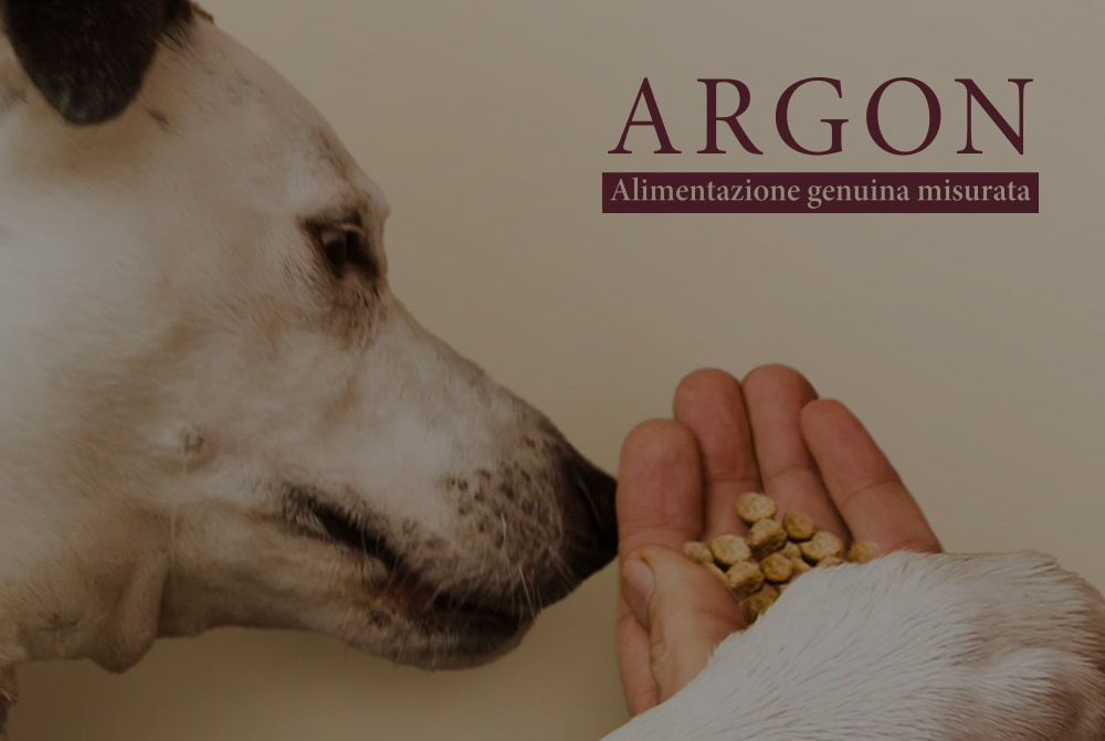 CASO STUDIO - ARGON PET FOOD